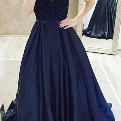 Cheap prom dresses 2017,Beaded Bodi..