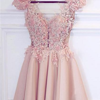 Charming Homecoming Dresses, Homeco..