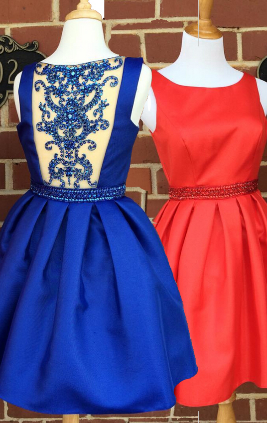Luxury Homecoming Dress,Cute Homecoming Dress