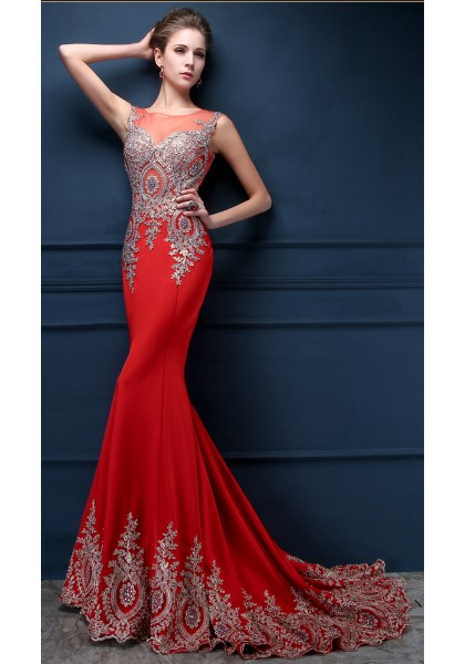 Formal Trumpet Evening Dresses