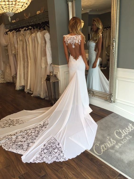 Wedding Dresses,Wedding Gown,Princess Wedding Dresses Mermaid ...