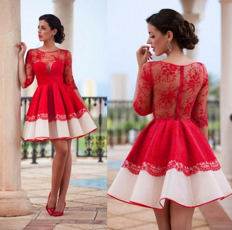 ba9cd022ff02 Long Sleeve Homecoming Dresses
