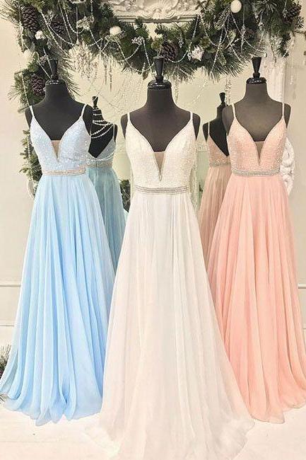 Cheap Homecoming Dresses 2017 Backless Prom Dress,A Line Prom Dress,Fashion Bridesmaid Dress,Sexy Party Dress, New Style Evening Dress