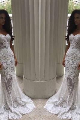 Cheap wedding dresses 2017,Wedding Dresses,Charming Wedding Dress,Mermaid Wedding Dress,Long Wedding Dresses,Formal Wedding Dress,Wedding Gown