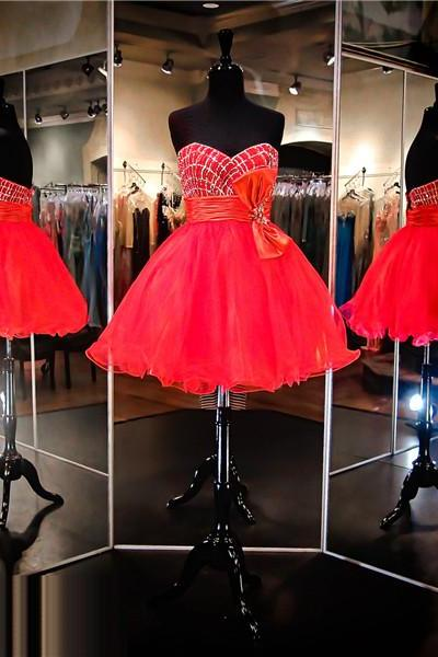 Cheap homecoming dresses 2017,Red Prom Dress,Sweetheart Prom Dress,Short Prom Dress,Cheap Prom Dress,Prom Dress 2017, Red Homecoming Dress, 8th Grade Prom Dress,Holiday Dress,Red Evening Dress, Short Evening Dress,Formal Dress, Homecoming Dresses, Graduation Dress, Cocktail Dress, Party Dress