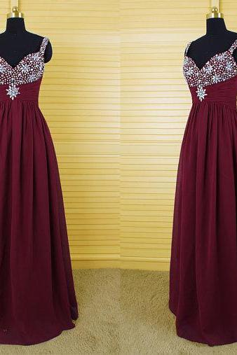 Cheap prom dresses 2017,Burgundy Prom Dresses,Prom Dress,Prom Dresses,Wine Red Prom Dresses,