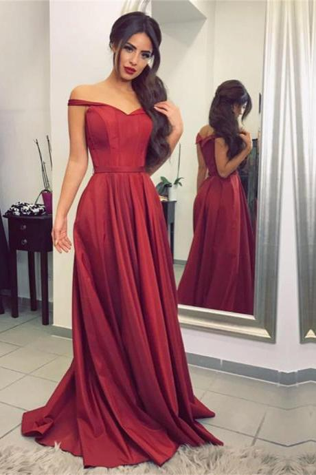 Cheap prom dresses 2017,Formal Dresses,Unique Design Neck Floor Length Taffeta Prom Dresses