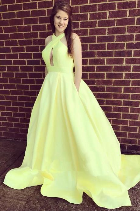 Charming Prom Dress, Elegant Prom Dresses, Long Evening Dress, Formal Dress