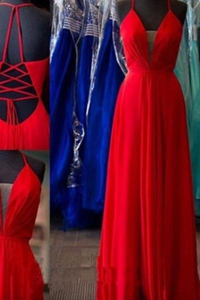 Sexy Backless Prom Dresses,Long Prom Dresses,Cheap Prom Dresses,Evening Dress Prom Gowns