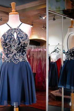 cheap homecoming dresses 2017 short,New Arrival Rhinestone Homecoming Dresses, Chiffon Homecoming Dresses, High Quality Homecoming Dresses, Sexy Homecoming Dresses, Short Prom Dresses