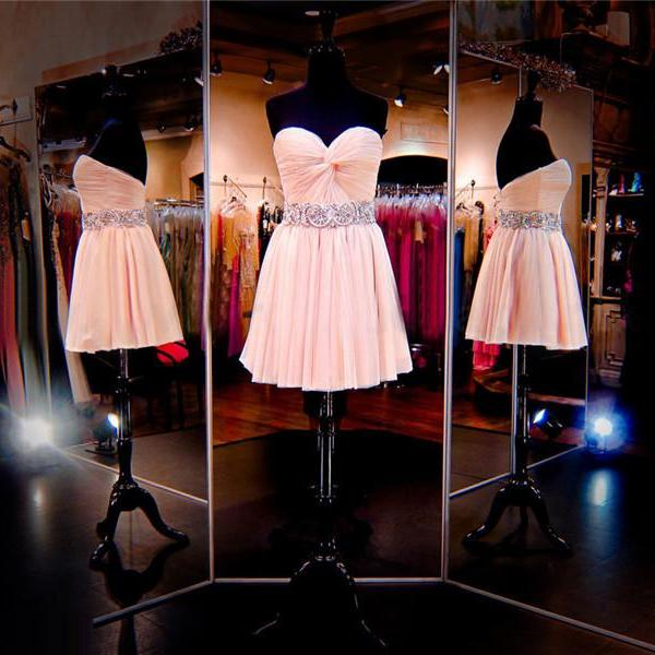 Cheap homecoming dresses 2017,Pink Prom Dress,Short Prom Dress,Junior Prom Dress,Cheap Prom Dress,Sweetheart Prom Dress,Simple Prom Dress, Sexy Prom Dress, Pink Homecoming Dress, 8th Grade Prom Dress,Holiday Dress,Pink Evening Dress, Short Evening Dress,Formal Dress, Short Homecoming Dresses, Graduation Dress, Cocktail Dress, Party Dress
